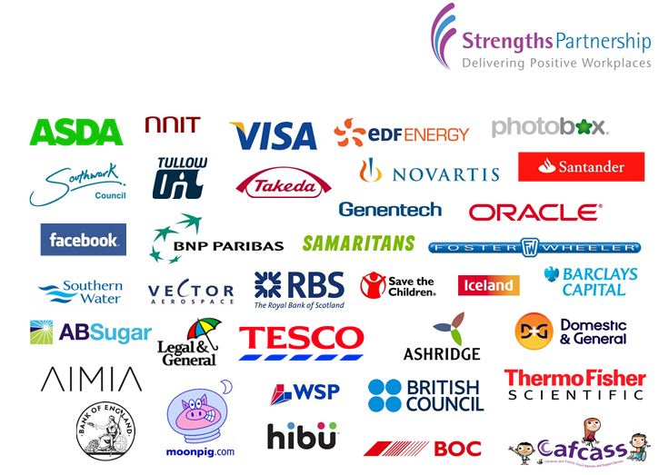 strengths partnership clients